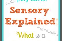 Sensory Play / Sensory Play for Learning
