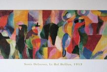 Sonia Delaunay Paintings