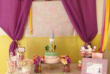 CELEBRATIONS // Rapunzel Party