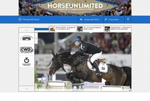 HORSEUNLIMITED / HORSEUNLIIMED è un sito di informazione equestre che ha come obiettivo quello di raccontare cosa sta 'attorno' ai migliori successi in campo sportivo e allevatoriale. www.horseunlimited.it / by Vittoria Smania