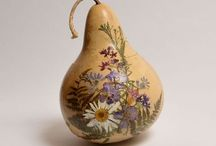 gourds --- spring / by Pamela Knowles