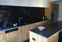 Wike four - kitchen