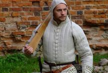 Medieval Arming Garments / Medieval Quilted Arming Garments, Medieval Gambesons, Cotte d'armes, Pourpoint, Gambeson