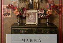 Home Altar Prayer