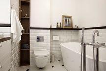 Дизаин ванная квартира / Скандинавский стиль