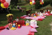 Picnic decoration