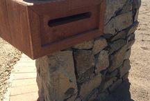Large letterbox