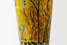 Gwyneth Leech Cup Art at Anthropologie, Ceramic Versions / Eight of Gwyneth's cup artworks have now been reproduced in porcelain. They are currently available exclusively from Anthropologie Europe. Stay tuned the USA launch November 2013.
