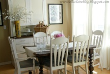 Home Inspiration * Dining