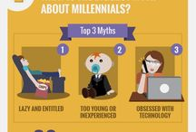Millennials / Recruit, Manage, & Maintain Millennials / by Ultimate Software