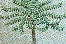 My own mosaics / Mosaics I have made