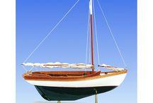 Boat Model Replica