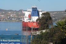 ships / ships near to Coquimbo La Serena