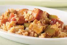 Minute Rice + al fresco / Delicious recipes using Minute Rice and al fresco all natural chicken sausage.  / by Minute Rice