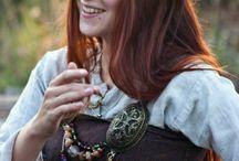 Viking/Iron Age dress