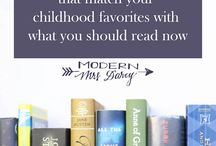Books: A & YA Read Next / Includes If You Liked...Then Read Lists