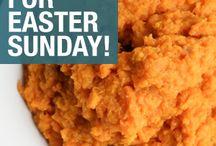 Easter meals