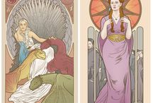 Game of Thrones - artsy / Artsy thingies from Game of Thrones, please add source if you find one. I usually try to dig for original but you know how it sometimes is...