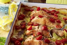 Kochen mit Fisch