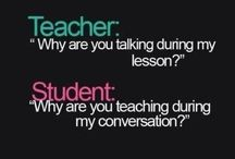 Student vs teacher