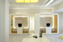 Retail bank design inspiration / Banking retail design : vision for the future and concept stores or flagships of bank