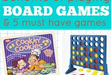 Benefits of Board Games (not Bored Games!)