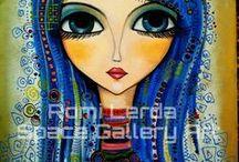 Romi Lerda (İri gözlü kızlar)
