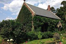 QUINCY, MASSACHUSETTS / Former Presidents John Adams & John Quincy Adams lived in Quincy, Massachusetts.