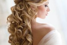 Wedding Hair / by Amy Wisniewski