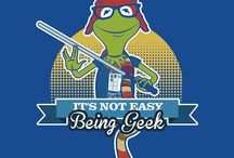 Geek - Pics for the geek in us all  / by Jason Campbell