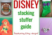 Disney Holiday Gift Guides / We've got suggestions on Christmas gifts for the Disney fans in your life!