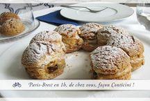 Coffrets pâtissiers / Favoriser la création de pâtisseries fines maison en donnant pour la première fois accès à des préparations pré-dosées, habituellement réservées aux seuls professionnels.
