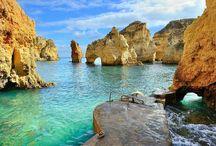 Onde a terra se acaba / Algarve