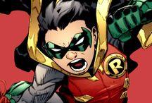 Robin | Damian Wayne