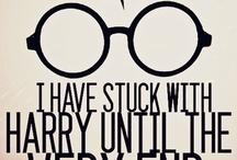 I LOVE HARRY POTTER / by Lol