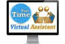 Part Time SEO VA / Part Time SEO VA is Ideal for Webmaster Having few sites. Working Hours -110 Hours Per Month