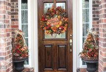 It's Fall Y'all / Fall decorations