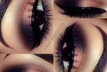 Make up.. <3