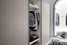 Closets / Armarios, interiores de armario, frentes de armario, detalles