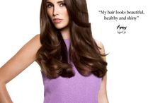 Brown Hair by L'Oréal Professionnel / From chocolate to burnt honeycomb; if you're thinking about going brunette or want to enliven your current hair colour, take inspiration from our Brunette board.  Once you've decided on a colour, perfect it in-salon with the aid of your hairdresser who can deliver tailor-made results.   Find your nearest salon - http://bit.ly/PT_FindASalon