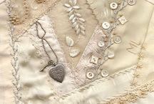 Stitching - Crazy Quilting / by Lorraine Somcher