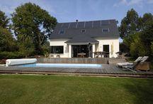 Voilà l'été / Une maison Trecobat qui sent bon les beaux jours !