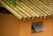 telha bambu