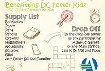 Back to School Drive / Back to School supply drive ideas