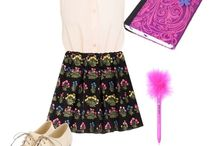Violetta outfits