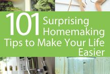 homemaking ideas