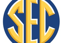 SEC Football / by Debbie Weaver