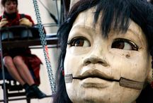 The Giant Marionettes of Royal de Luxe / by green•eye•design, llc