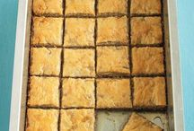 Brownies, blondies and bars / by Beth Harrell
