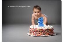 Smash the cake! / by Kaeleigh Lloyd